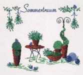 Stickpackung, Sommertraum, 2201-03, acufactum