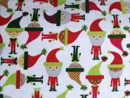 Patchworkstoff Jingle by Ann Kelle for Robert Kaufman – AAK-13591-195, Weihnachten
