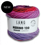 Merino 120 Degrade, Lang Yarns, 37 37.