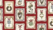 Weihnachtsmotive IM Bilderrahmen, Balmoral Picture Frames, 1597, Makower