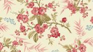 Patchworkstoff, Bouquet patt, Edyta Sitar, Little Sweetheart, 8822, andover