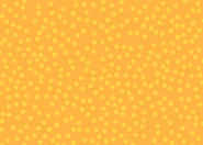 Patchworkstoff, 9386, Buzzin Around  Dots Yellow, gelbe Punkte auf orange