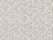 Linen Closet Blossom Stripe von makower