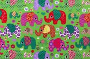 Jersey, Elefanten, bunte Elefanten