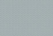 Westfalenstoffe, weiße Punkte auf grau, 010506237 - Lyon
