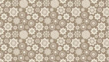 """Patchworkstoff """"Scandi 2 Snowflake"""" 1480/S6, Schneeflocken"""