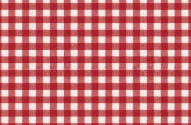 Patchworkstoff, Westfalenstoffe, Webstoff, Trondheim rot-weiß kariert, W4007400