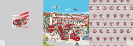 Jersey,  Panel, Feuerwehrauto, Feuerwehrautos