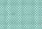 """Patchworkstoff, weiße Punkte/Pünktchen auf blaugrünem Hintergrund. """"Spot"""", 830,T3, makower"""