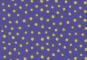 Westfalenstoff, Junge Linie blau mit gelben Punkten / Tupfen, 0010508040, Punkte