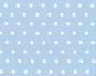 Westfalenstoffe, weiße Sterne auf hellblau/blau, 010506231 - Capri