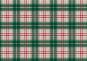 Westfalenstoffe, Webstoff. Trondheim rot-grün-beige kariert/W4007500