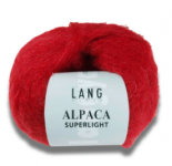 Alpaca Superlight, Lang Yarns 749.
